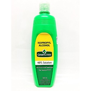 Green Cross Isopropyl Alcohol 40%Solution