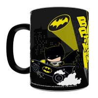 Trend Setters MMUG385 DC Comics Justice League Cartoon Batman Morphing Mugs Heat-Sensitive Mug