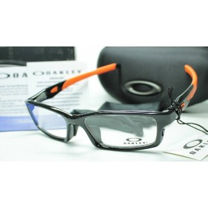 OAKLEY オークリー 眼鏡フレーム 0OX8118 CROSSLINK (A) 811805 POLISHED BLACK