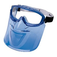 bolle SAFETY アトム バイザー付きゴーグル 1652831A