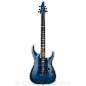 Edwards Original Series E-HR-145NT/QM (Black Aqua) 《エレキギター》【送料無料】【ONLINE STORE】