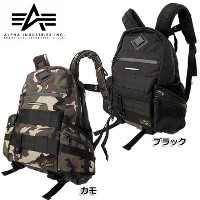ALPHA #17181700 STEALTH バックパック ワンサイズカモ