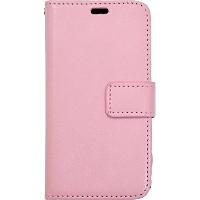 PLATA Xperia Z5 Compact SO-02H ケース 手帳型 カラー レザー ケース ポーチ 手帳 カバー 【 ピンク 桃色 ぴんく pink 】 DSO02H-77PK