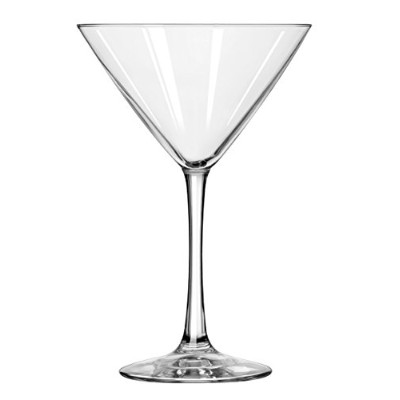 Libbey 7518 Vina 10 oz Martini Glass – 12 / CS