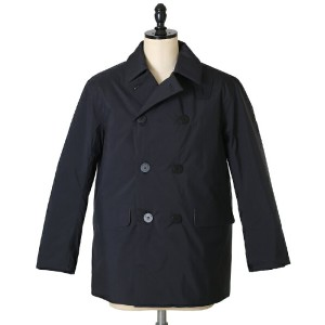【SALE/セール】DESCENTE PAUSE [デサントポーズ] / DOWN P COAT (ダウン ピー コート) DUI3755-wise【WIS】