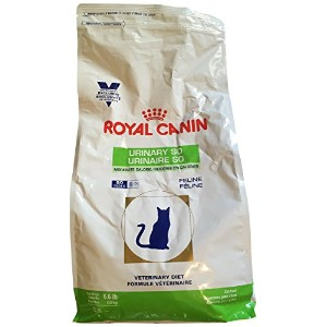 ROYAL CANIN Feline Urinary SO Moderate Calorie Dry (6.6 lb) by Royal Canin Veterinary Diet
