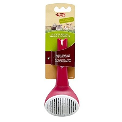 Living World Animal Slicker Brush, Small by Living World