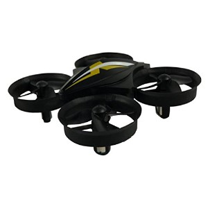 onemores 2.4GHz Mini 4CH 4軸クアッドコプター3dフリップドローンall-inclusive Toy As Described ブラック ONEMORES
