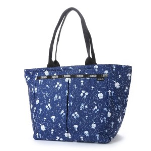 【SALE 29%OFF】レスポートサック LeSportsac EVERYGIRL TOTE (SNOOPY STARGAZER) レディース