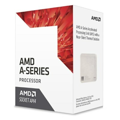 AMD A10 9700E (AD9700AHABBOX) Socket AM4対応 AMD 第7世代APU TDP35W低電圧版