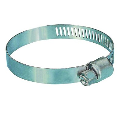 Laguna Stainless Steel Non-Kink Hosing Hose Clamp, 5/8 to 1-Inch, by Laguna