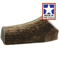 Happy Dog of Cape Cod Sliced Elk Antler - Medium by Happy Dog of Cape Cod