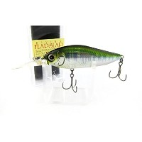 Megabass Flap Slap Diving Floating Lure GW Shirahae (3996)