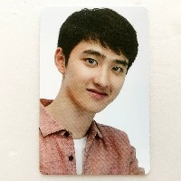 SM Town SUM 2017 EXO POWER UP LIMITED PHOTO CARD D.O. Ver. B