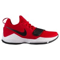 (取寄)ナイキ メンズ PG 1 Nike Men's PG 1 Red White