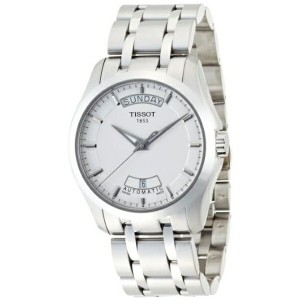 ティソ Tissot 腕時計 メンズ 時計 Tissot Couturier Mens Watch T035.407.11.031.00