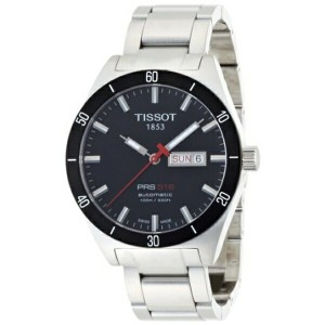 ティソ Tissot 腕時計 メンズ 時計 Tissot Men's T0444302105100 PRS 516 Stainless Steel Watch