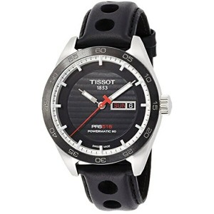 ティソ Tissot 腕時計 メンズ 時計 TISSOT watch PRS516 automatic mechanical self-winding power Matic 80 mounted...