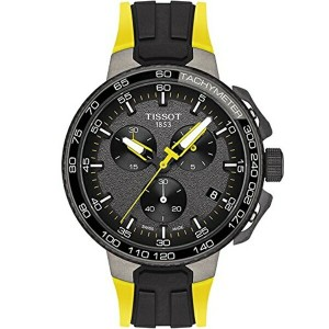 ティソ Tissot 腕時計 メンズ 時計 Tissot T111.417.37.441.00 Men's Watch T-Race Cycling Tour de France 2017...