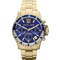 マイケルコース Michael Kors メンズ 腕時計 時計 Michael Kors MK5754 Mens Golden Everest Chronograph Watch