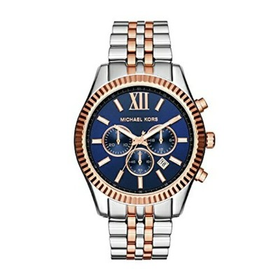 マイケルコース Michael Kors メンズ 腕時計 時計 Michael Kors Men's Lexington Two-Tone Watch MK8412