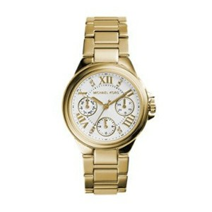 マイケルコース Michael Kors レディース 腕時計 時計 Michael Kors Mini Camille Ladies Watch MK5759