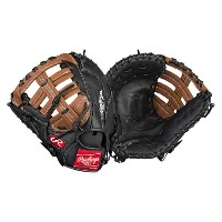 ローリングス メンズ 野球 グローブ【Rawlings Mark of a Pro 1st Base Mitt】Black/Tan