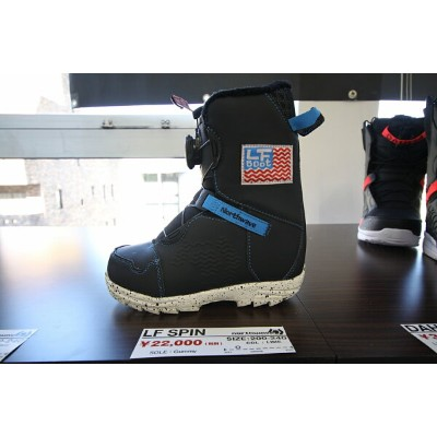 DRAKE SNOWBOARD BOOTS [ LF SPIN BOOT @23760 ] ドレイク キッズ ブーツ 安心の正規輸入品
