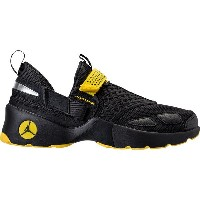ナイキ メンズ バスケットボール スポーツ Men's Air Jordan Trunner LX Training Shoes Black/Yellow