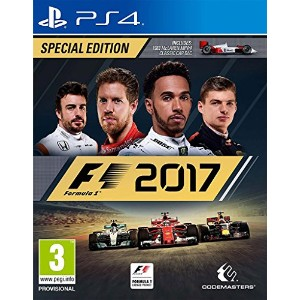 F1 2017 Special Edition (PS4) BRAND NEW AND SEALED