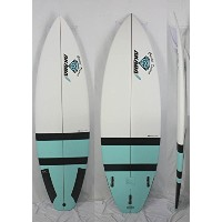 "Crystal Dreams AKABA surftech(サーフテック) DLPHIN FLEX モデル サーフボード 6'1"" SURFTECH TLPC"