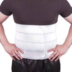 BraceAbility Plus Size Bariatric Abdominal Binder -Fits 46-62 Circumference by BraceAbility