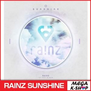 RAINZ SUNSHINE 1ST Mini Album CD