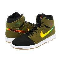 NIKE AIR JORDAN 1 RETRO HIGH NOUVEAU ナイキ エア ジョーダン 1 レトロ ハイ ヌーボー MILITIA GREEN/HYPER ORANGE/BLACK...