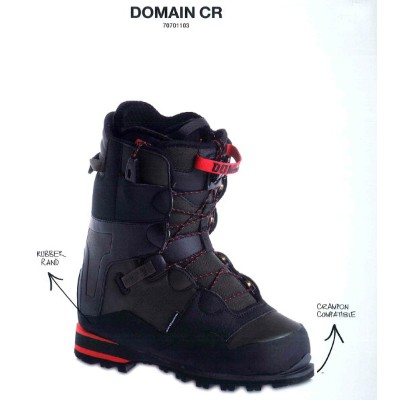 NORTHWAVE SNOWBOARD BOOTS [ DOMAIN CR-ASIAN FIT @62640 ] ノースウェーブ ブーツ 安心の正規輸入品【送料無料】