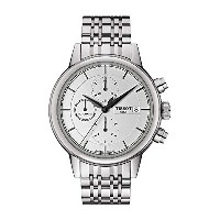 ティソ Tissot 腕時計 メンズ 時計 Tissot T0854271101100 Carson Mens Watch - White Dial
