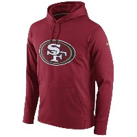 ナイキ メンズ トップス パーカー【Nike NFL Performance Essential PO Hoodie】Red