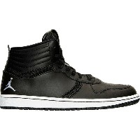 ナイキ メンズ バスケットボール スポーツ Men's Air Jordan Heritage Basketball Shoes Black/White