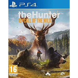 The Hunter: Call of the Wild (PS4) (輸入版)