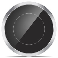 Popsky Qi ワイヤレス充電器 置くだけ充電 iPhone 8 / iPhone 8 Plus / iPhone X / Galaxy S8/S8 Plus /Note8/S7/S7 Edge...