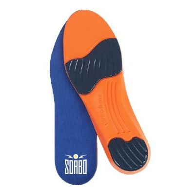 Rx Sorbo Sorbothane Ultra Work Sport Insole Female - 9 - 10 / Male - 6.5-7.5 by RxSorbo / Sorbothane