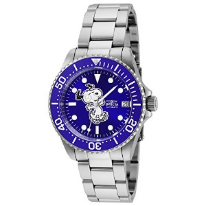 Invicta Women 's '文字コレクション' AutomaticステンレススチールDiving Watch , Color : silver-toned (モデル: 24791)