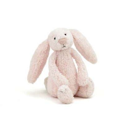 Jellycat Beginnings Pink Bunny Chime Model: BBP444P, Toys & Games for Kids & Child by Toys & Child