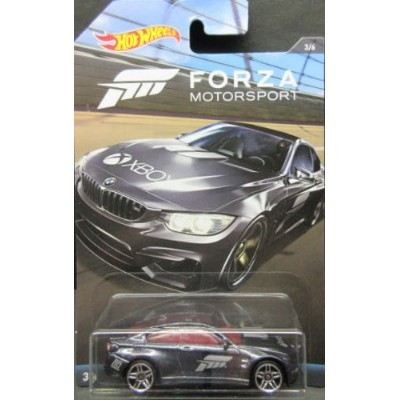 1/64 ホットウィール Hot Wheels FORZAMOTORSPORT BMW M4ミニカー