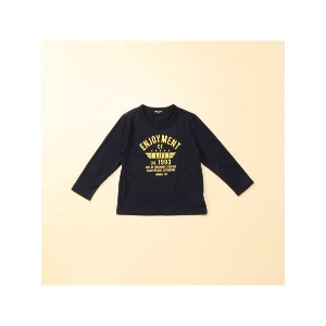 【SALE/36%OFF】COMME CA ISM プリントTシャツ コムサイズム カットソー【RBA_S】【RBA_E】