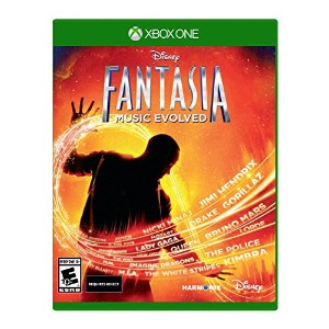 Disney Fantasia: Music Evolved (輸入版:北米) - XboxOne