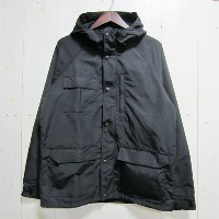 sierra designs [short parka][black/black button] シェラデザインズ ショートパーカー