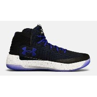 Under Armour Curry 3Zer0メンズ Anthracite / White アンダーアーマー バッシュ カリー3 zero ゼロ Stephen Curry ステフィン・カリー