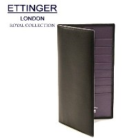 (エッティンガー) ETTINGER 長財布 ST806AJR STERLING PURPLE COAT WALLET 【Royal Collection】 【Purple Collection】 ...