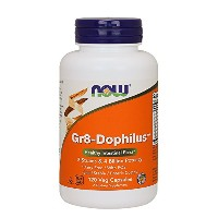 海外直送品 Now Foods Gr 8 Dophilus - Enteric Coated, 120 Vcaps